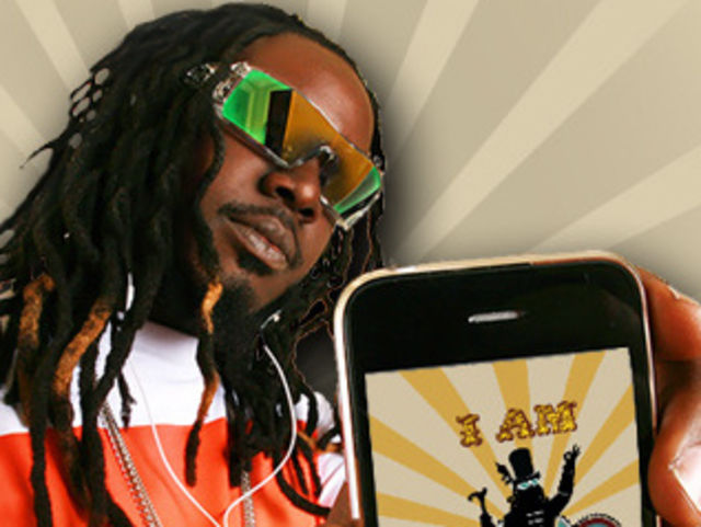 He's T-Pain, and now you can be too.