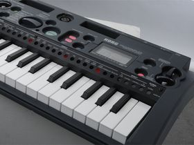 Korg microSAMPLER: exclusive photos