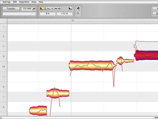 The new Melodyne assistant