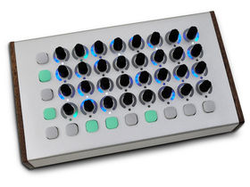 "Livid Instruments Code: the ""knob-intensive"" controller"