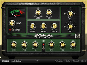Overloud releases SpringAge reverb