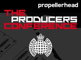 Last tickets for Propellerhead Producers Conference