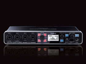 Roland announces Octa-Capture audio interface