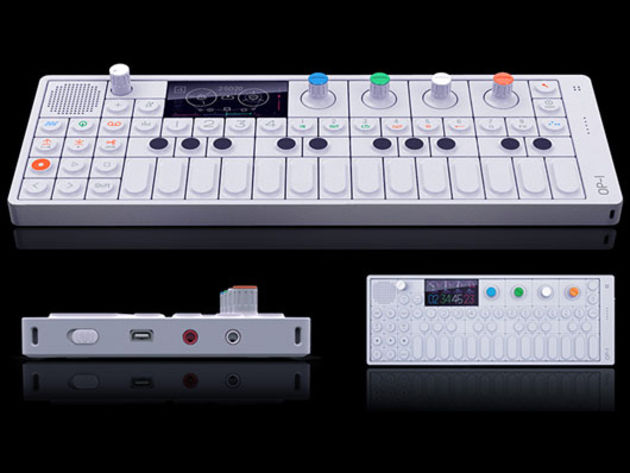 "In terms of functionality, the OP-1 is ""90% complete"""