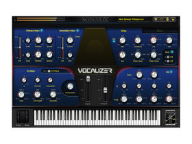 Sonivox unveils Vocalizer: vocal production synthesizer