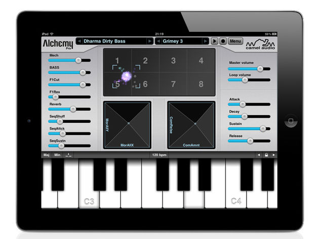 Camel Audio Alchemy Synth Mobile, Free