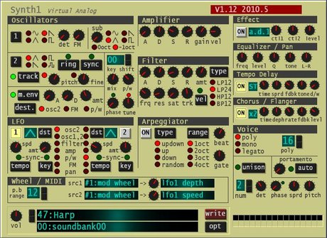Synth1 for mac