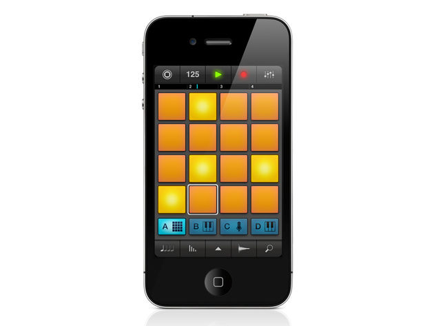 Native Instruments iMaschine, £2.99