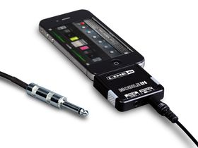Line 6 announces Mobile POD iOS app, Mobile In iOS guitar interface