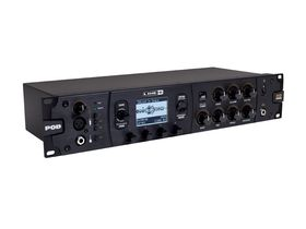 Line 6 unveils Pod HD Pro rack processor