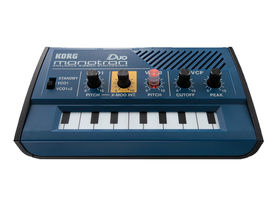 New Korg monotron Delay and Duo
