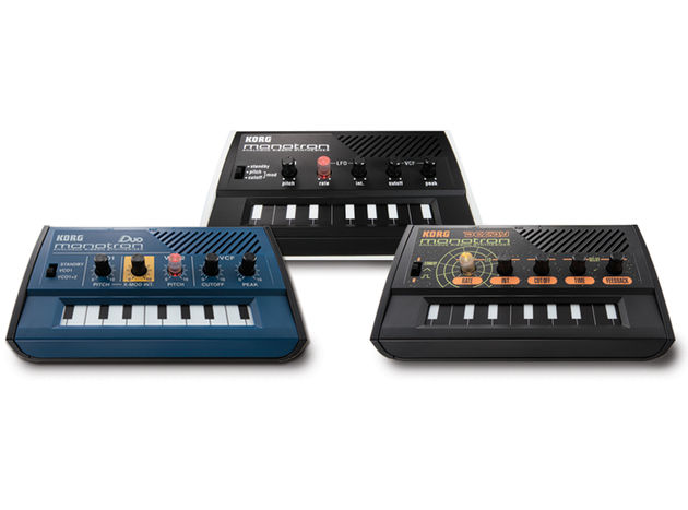 There are two new additions to the monotron family.