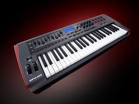 Novation Impulse MIDI controller keyboards unveiled