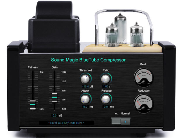 Sound Magic BlueTube Compressor