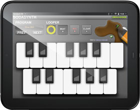 SodaSynth arrives in VST, Chrome and HP Touchpad formats