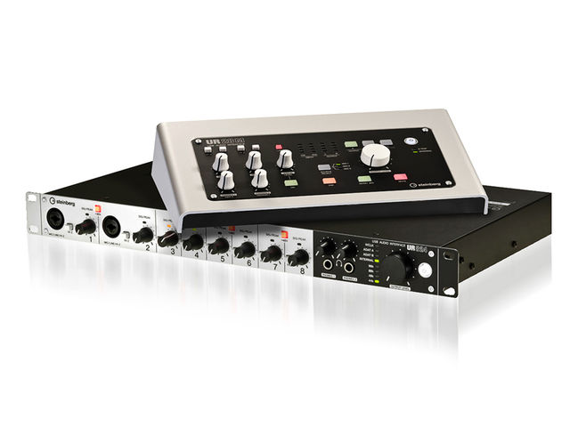 Steinberg's new UR series contains models for the desktop and rack.