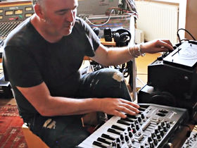 Portishead's Adrian Utley on the Arturia MiniBrute