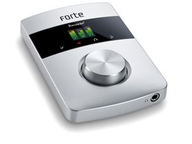 Focusrite announces Forte portable audio interface