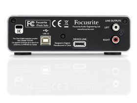 "Focusrite iTrack Solo brings ""quality recording to iPad"""