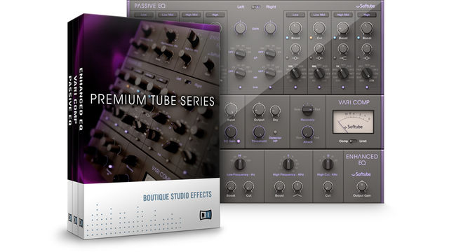 NI's Premium Tube Series: giving you that warm feeling.