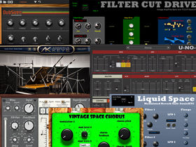 VST/AU plug-in instrument/effect round-up: Week 53