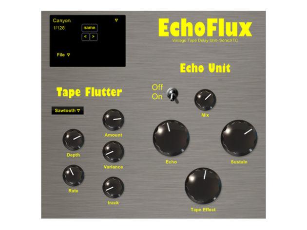 SonicXTC Echoflux