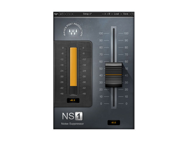 Waves NS1 Noise Supressor