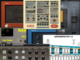 VST/AU plug-in instrument/effect round-up: Week 54
