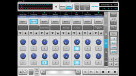 Delora rsTouch app for Propellerhead Reason