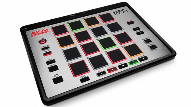 The MPC Element hardware is slim and comes with its own cover.