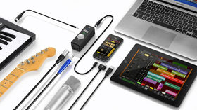 IK Multimedia unveils iRig Pro iOS audio/MIDI interface
