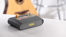 Korg KR mini portable rhythm machine announced