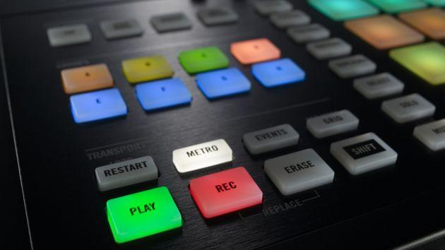 Les pads rétro-éclairés feront toujours un max d'effet lors d'une session live