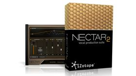 iZotope announces Nectar 2 vocal processing plugin