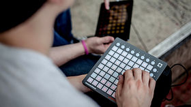 Novation Launchpad Mini: 64 pads in an iPad-friendly package