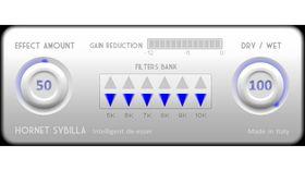 Hornet releases Sybilla de-essing plugin