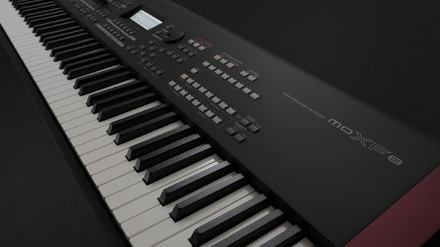 Yamaha MOXF6 and MOXF8