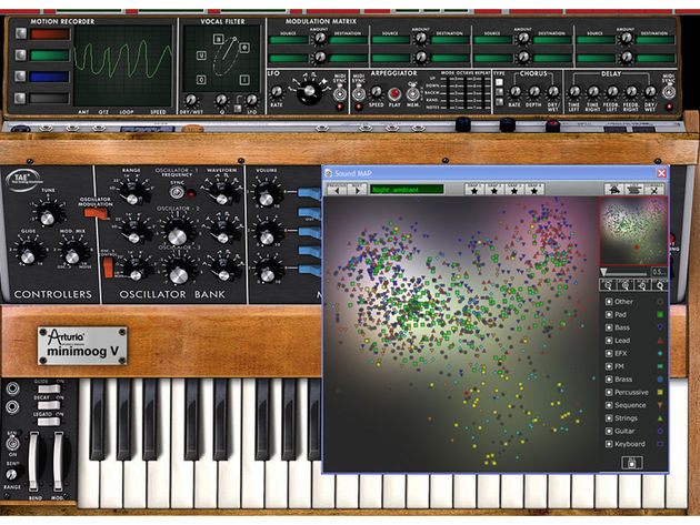 The Minimoog v2.0: get it now!