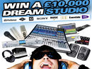 COMPETITION: Win a £10,000 dream studio