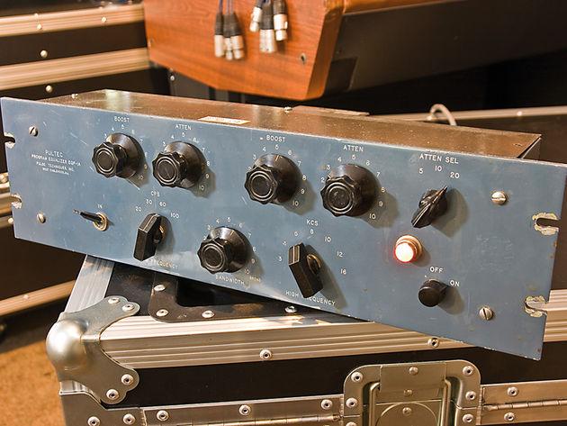 Vintage hardware reborn