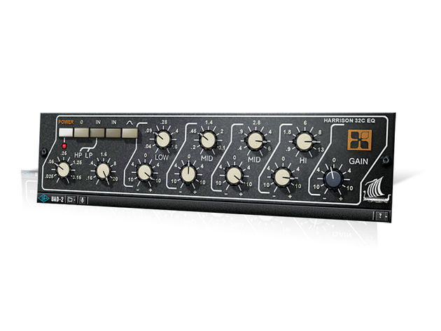 Universal Audio Harrison 32C