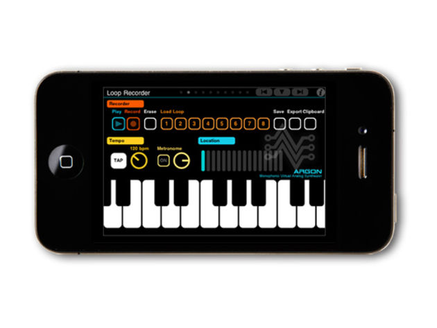 iceGear Argon - Synth 1.2.5, £1.49