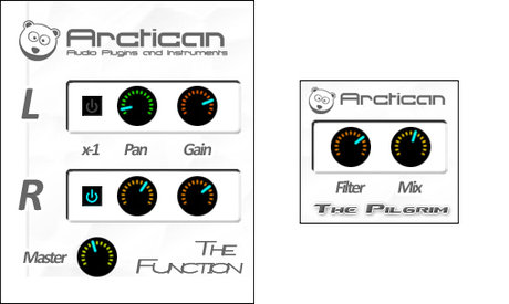 Artican the function and the pilgrim