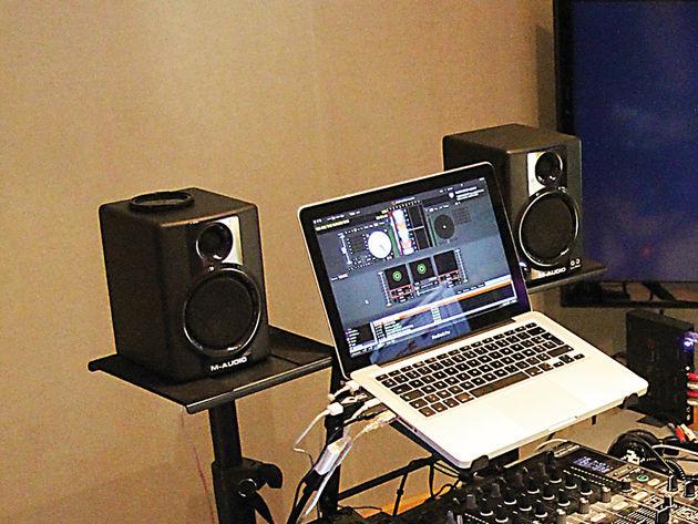 Custom Serato Scratch Live setup