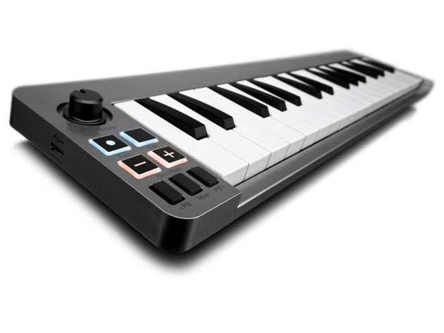 The Keystation Mini 32: another option for mobile music makers.
