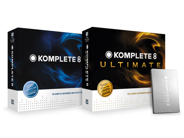 Two of the most comprehensive production software packages available.