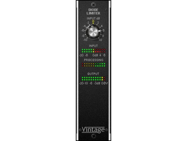 Starplugs Vintage Diode Limiter