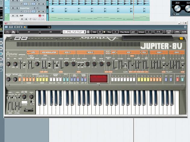 Jupiter-8V main riff