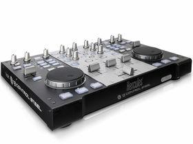 "Hercules releases ""professional"" DJ mixing deck"