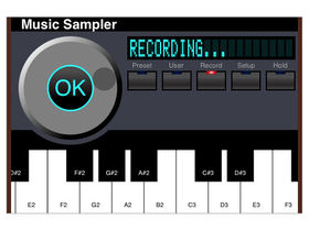 iPhone sampler now in the App Store